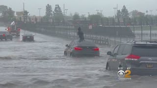 Download Severe Weather, Flooding In California Video