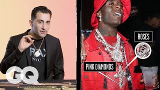 Download Jewelry Expert Critiques More Rappers' Chains   Fine Points   GQ Video