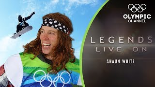 Download Shaun White: The Guy who Raised the Bar in Snowboarding | Legends Live On Video