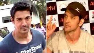 Download John unimpressed by Hrithik's body Video