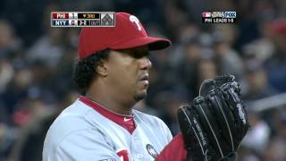 Download 2009 World Series Game 2 - Phillies vs Yankees @mrodsports Video