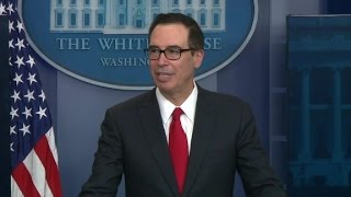 Download Mnuchin: Tax plan biggest tax cut in history Video