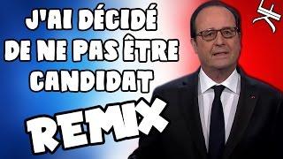 Download François Hollande Chante J'ai décidé de ne pas être candidat (REMIX POLITIQUE) Video