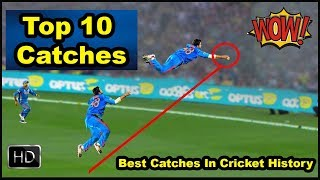 Download Top 10 Best Amazing Catches in Cricket History HD Video
