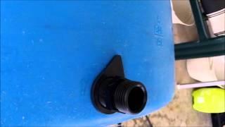 Download Rain barrel kit installation Video