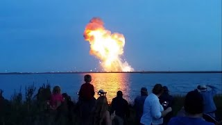 Download Nasa Antares Rocket Launch Failure (4 angle) Video