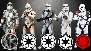 Download The Evolution of the Stormtrooper Armor Video