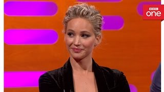 Download Chris Pratt and Jennifer Lawrence's yearbook awards - The Graham Norton Show 2016: Episode 9 - BBC Video