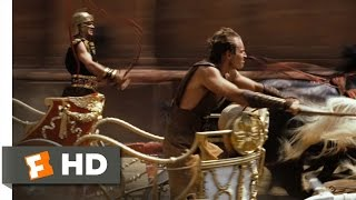 Download Ben-Hur (3/10) Movie CLIP - The Chariot Race (1959) HD Video