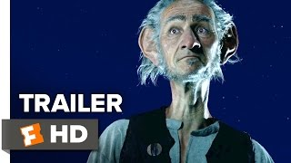 Download The BFG Official Trailer #1 (2016) - Bill Hader, Mark Rylance Movie HD Video