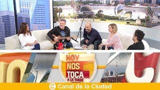 Download Nos visita Juanchi Baleirón en Hoy nos toca a la Tarde Video