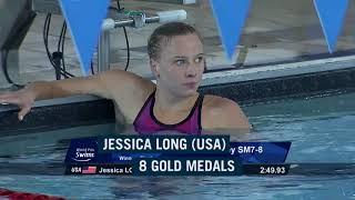 Download 2017 World Para Swimming Championships | Day 6 Highlights Video