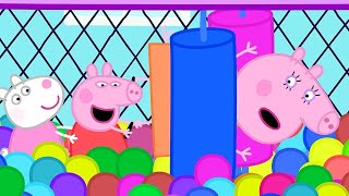 Download Peppa Pig Official Channel 💖 Peppa Pig Loves Soft Play Video