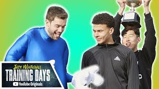 Download Son vs Dele in the Ultimate Football Gameshow | Jack Whitehall: Training Days Video