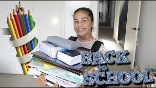 Download Packing My Backpack for Back to School   Grace's Room Video