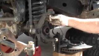 Download Jeep JK Ball Joint Installation - Part 1 of 2 Removal Video