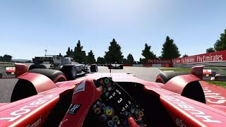 Download F1 2017 - Realism Mode (NO HUD + COCKPIT) 4k 60fps Video