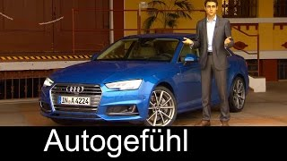 Download Audi A4 Sedan Limousine 2.0 TFSI 252 hp FULL REVIEW test driven all-new neuer 2016 Video