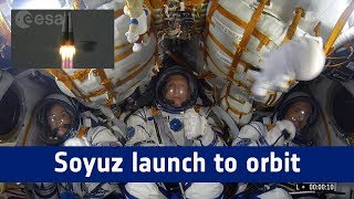 Download Horizons mission - Soyuz: launch to orbit Video