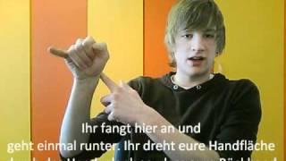Download Gebärdensprachunterricht Teil1 Video