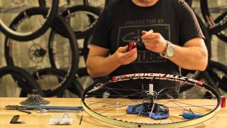 Download XD Driver Freehub Installation - Stan's NOTUBES Video