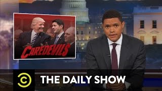Download F**king Unbelievable: The GOP Shoves Health Care Through the House: The Daily Show Video