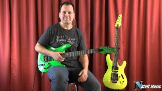 Download Ibanez S1XXV Fluorescent Electric Guitar Video
