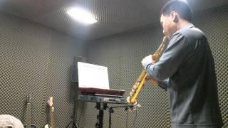 Download 백년의 약속(F)-김종환 소프라노 색소폰 Video