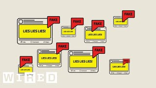 Download Here's How Fake News Works (and How the Internet Can Stop It) | WIRED Video