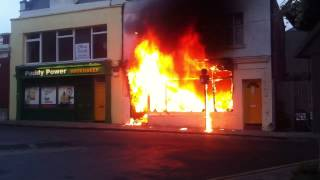 Download Shop fire in Dalkey county dublin Video
