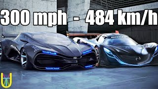 Download TOP 10 FASTEST CARS IN THE WORLD 2019 Video