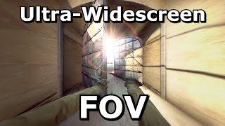 Download CS GO Widescreen FOV Settings Video