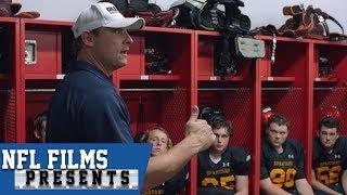 Download Former Jets Quarterback Chad Pennington Brings Back Sayre School's Football Program | NFL Films Video