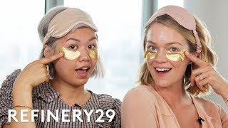 Download I Followed A Victoria's Secret Model's Beauty Routine | Beauty With Mi | Refinery29 Video