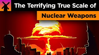 Download The Terrifying True Scale of Nuclear Weapons Video