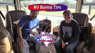 Download RV Buying Tips: What to Look For When You're Buying An RV Video
