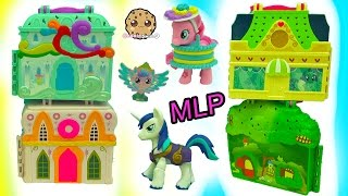 Download Shining Armor, Princess Twilight Sparkle & Baby Flurry Heart Visit My Little Pony Playsets Video