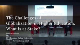 Download The Challenges of Globalization in Higher Education. What is at Stake? Video