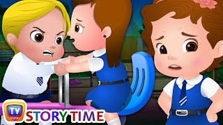 Download Cussly in the Playground - Good Habits Bedtime Stories & Moral Stories for Kids - ChuChu TV Video