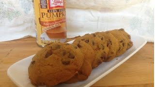 Download How to Make Pumpkin Chocolate Chip Cookies Video