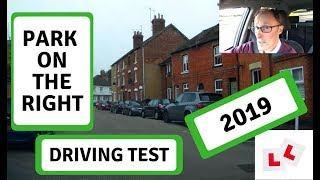Download How to pull up on the right side of road. New UK driving test Video