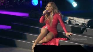 Download Mariah Carey ″WITHOUT YOU″ Monterrey Mexico (November 9th, 2016) Video