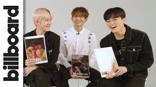 Download SuperM Reveal Which Member Has the Best Hair & Who Is the Funniest Of the Group | Billboard Video