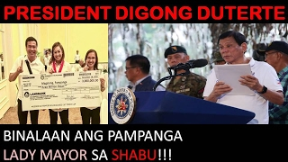 Download Pampanga Lady Mayor nahuli NAGSISINUNGALING kay DUTERTE!!! Video