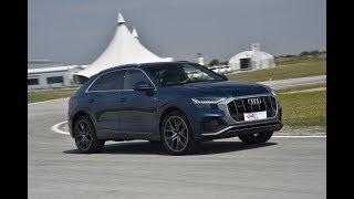 Download Audi Q8 - Test on track NAVAK Video