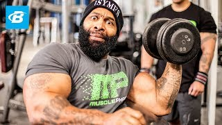 Download CT Fletcher's Armed Warfare Arm Workout - Bodybuilding Video