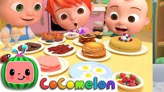 Download Breakfast Song | Nursery Rhymes - Cocomelon Video