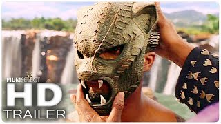 Download BLACK PANTHER Final Trailer (2018) Video