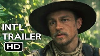 Download The Lost City of Z Official International Trailer #1 (2017) Tom Holland Action Movie HD Video
