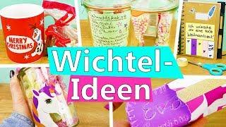 Download Wichtelgeschenke unter 5€ | Perfekte DIY Ideen zum verschenken | einfach & schön | DIY Inspiration Video